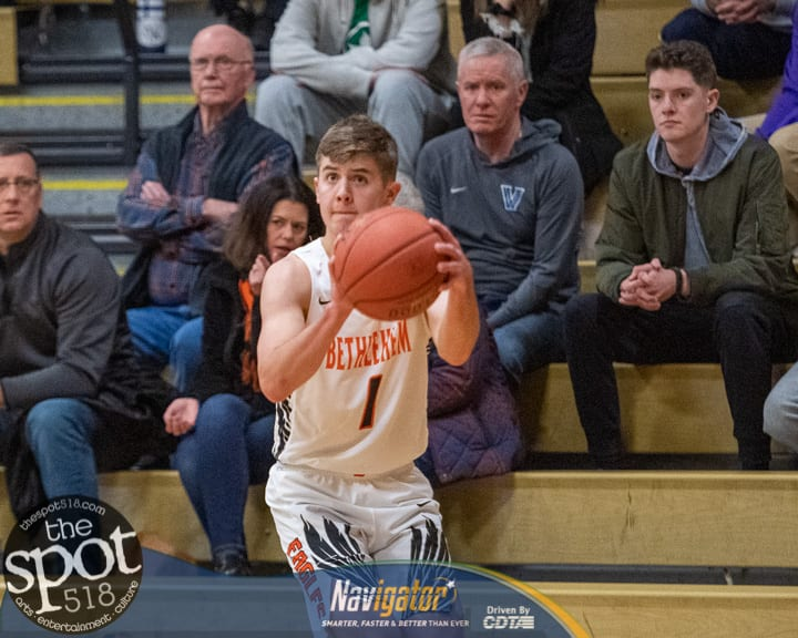 SPOTTED: Bethlehem boys drop non-conference game to Utica Proctor