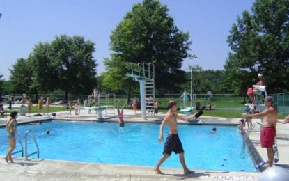 Town Board hears the public's comments on dive pool situation