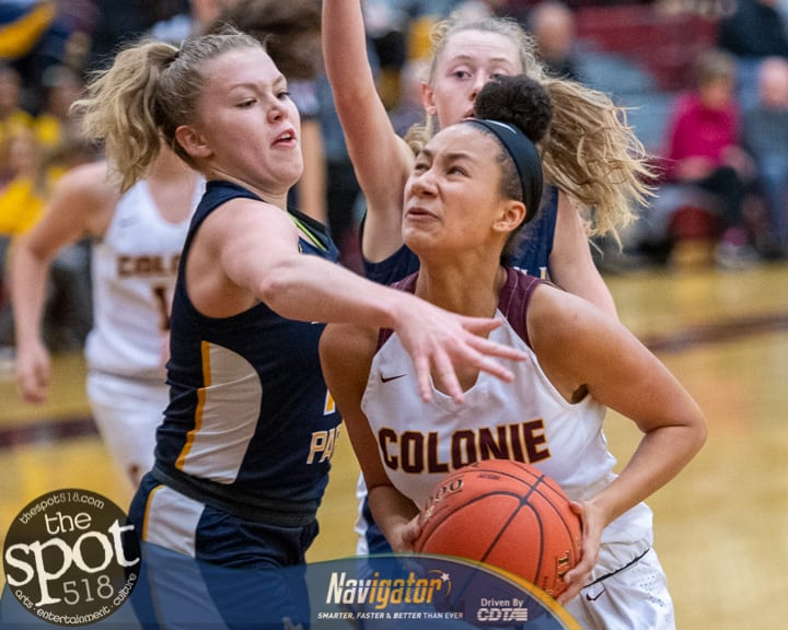 SPOTTED: Colonie girls beat Averill Park; wins own tournament
