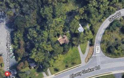 Car storage lot on Albany Shaker Road moves ahead