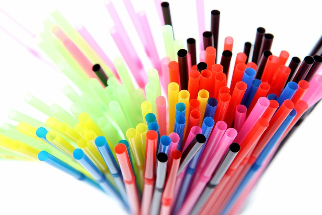 Albany County bans plastic straws, and if you want a plastic fork you'll have to ask for it