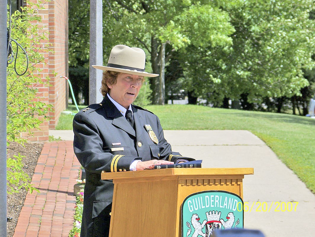 Guilderland Police Chief Carol Lawlor will retire after 41 years on the force