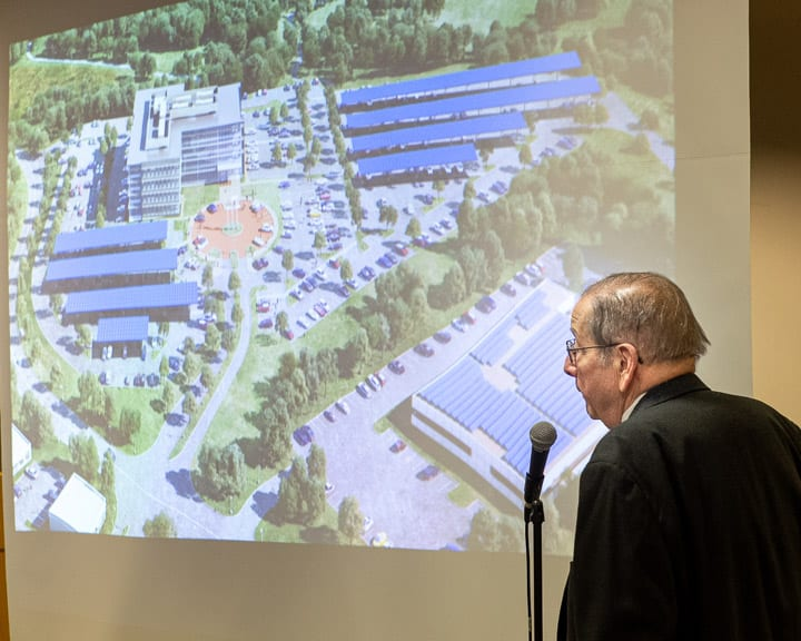 Colonie Planning Board OKs solar panels at Ayco building
