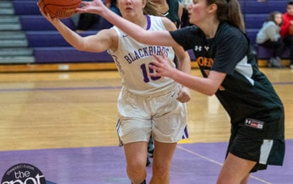 SPOTTED: Voorheesville girls drop home game to Mohon
