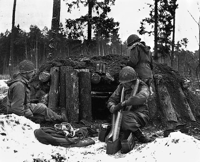 The Battle of the Bulge 75 years later