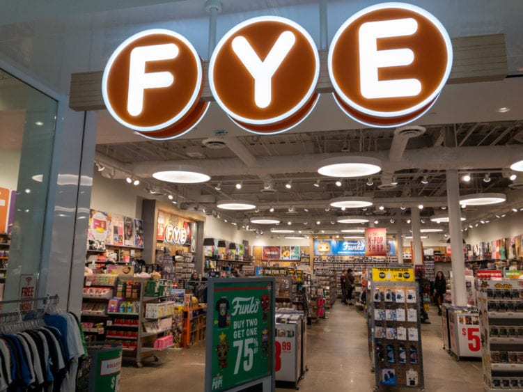 FYE record stores to change ownership, no longer locally owned