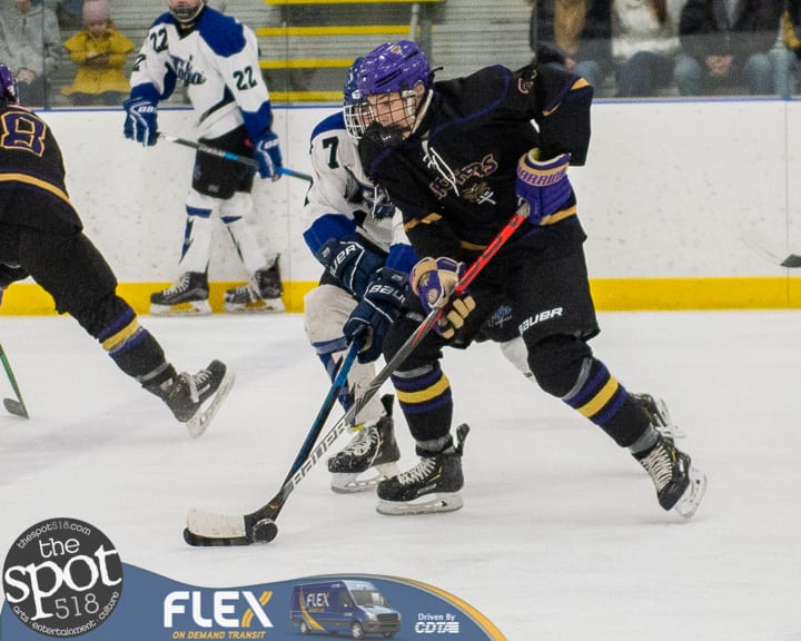 SPOTTED: CBA drops CDHSHL game to 'Toga, 3-2