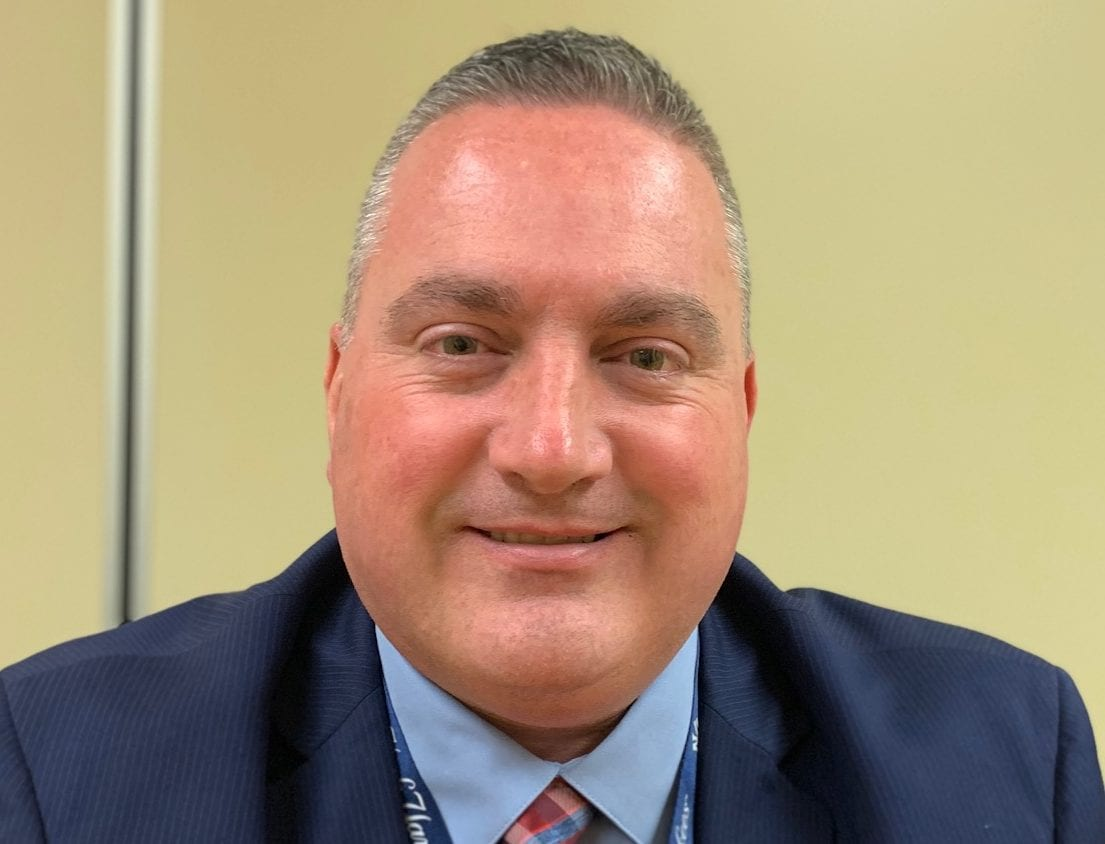 South Colonie picks Assistant Superintendent David Perry to lead school district