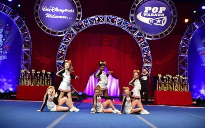 Bethlehem cheer team placed in top 10 nationally
