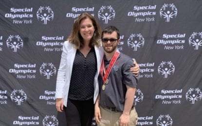 New York State Industries for the Disabled, Inc. to sponsor Special Olympics New York Athlete Leadership Program