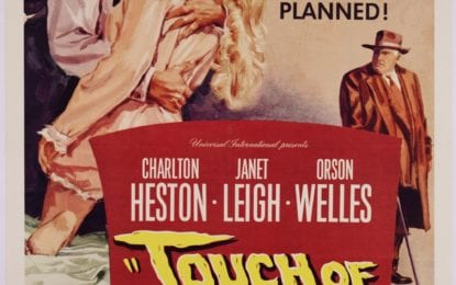 Film Noir Weekend – Touch of Evil