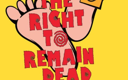 You Have the Right to Remain Dead – Bennington Community Theatre