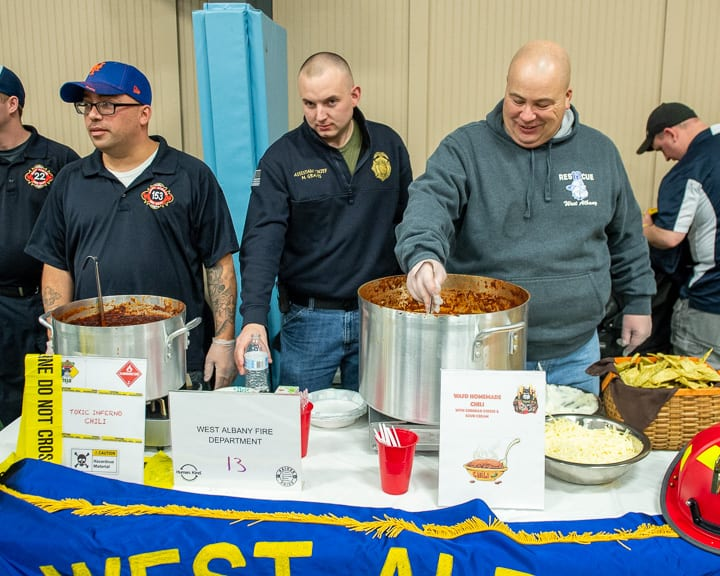 iCARE's Chili Cook Off rasies more than $2,000 for Northern Rivers (w/photo gallery)