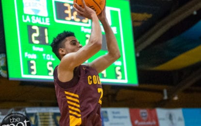 SPOTTED: Colonie beats LaSalle in North South Classic