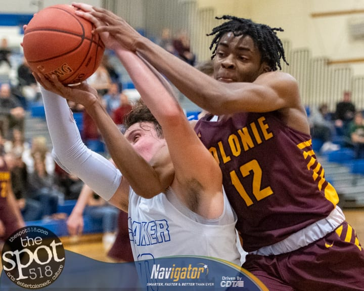 SPOTTED: Colonie boys beat Shaker; earn town bragging rights