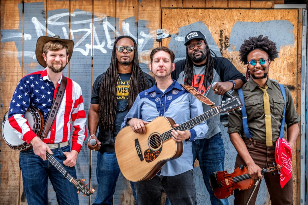 The unlikely marriage of rap and bluegrass provides a lovely education in music, culture