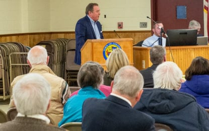 Colonie Planning Board again puts brakes on development at Hoffman's site