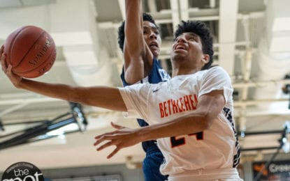 Bethlehem boys drop non-conference game to Mekeel