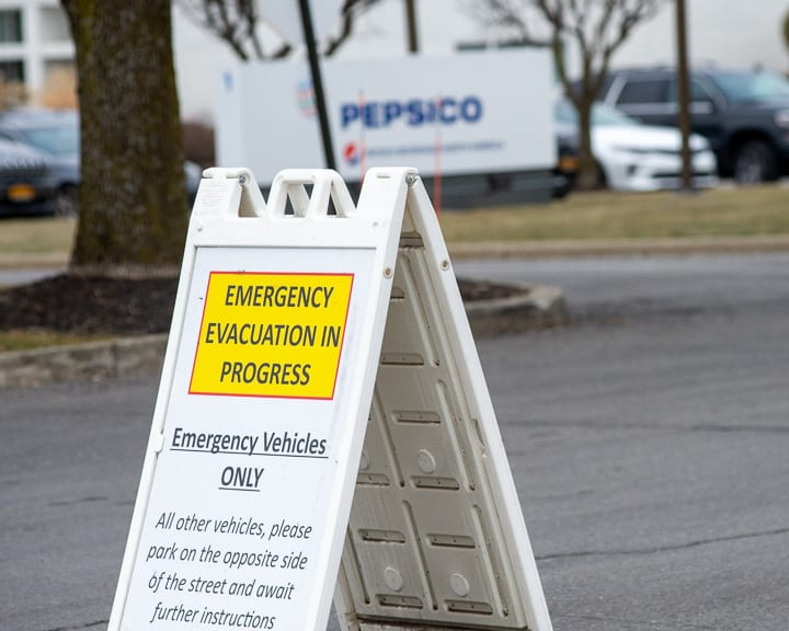 Precautions taken after nitrogen leak at Pepsi plant in Colonie