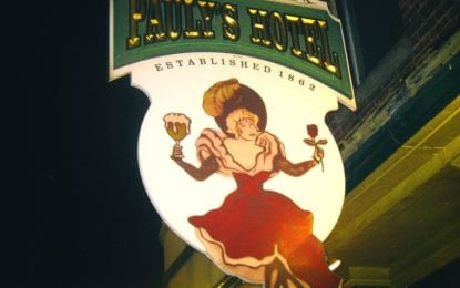 Pauly's got more than  a fresh coat of paint under new ownership