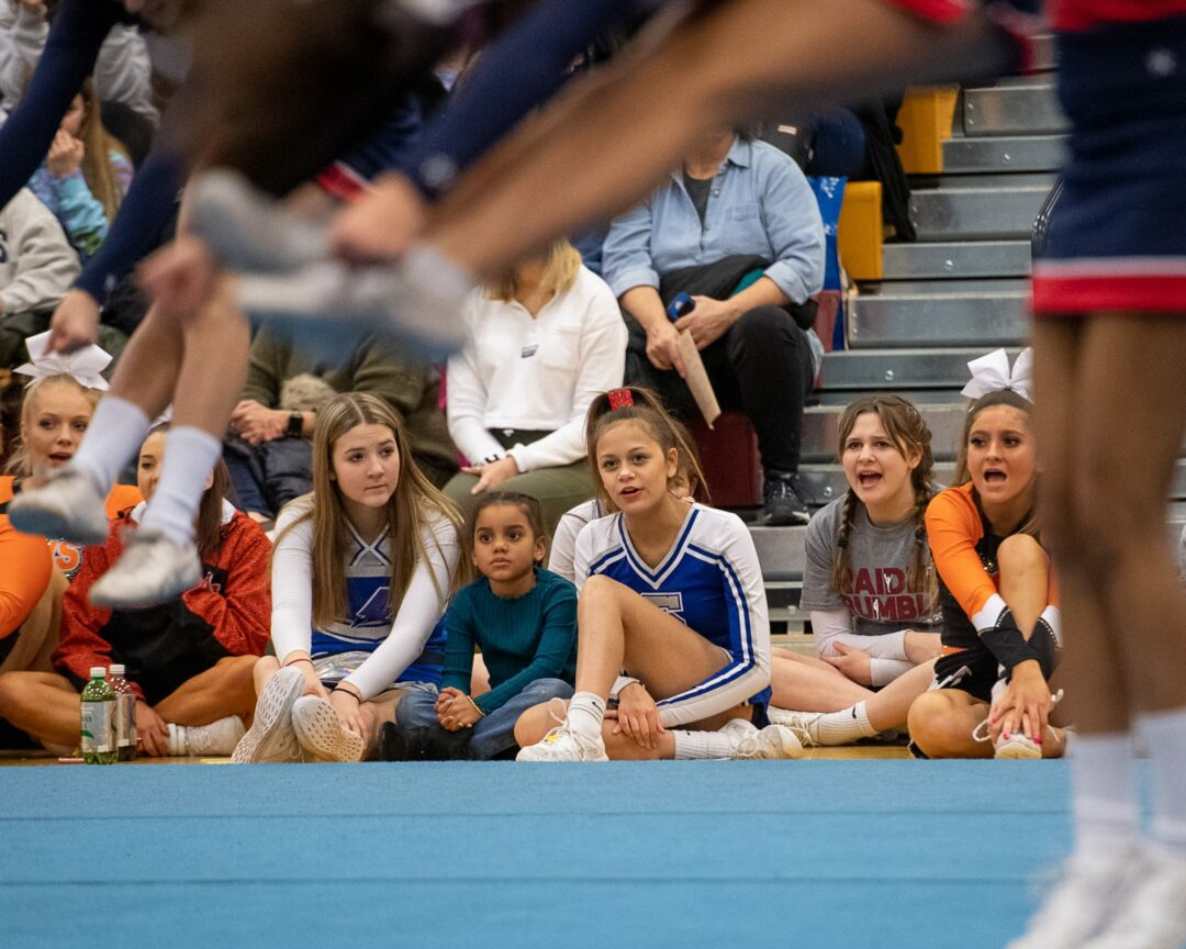 Cheerleading is about more than pom poms