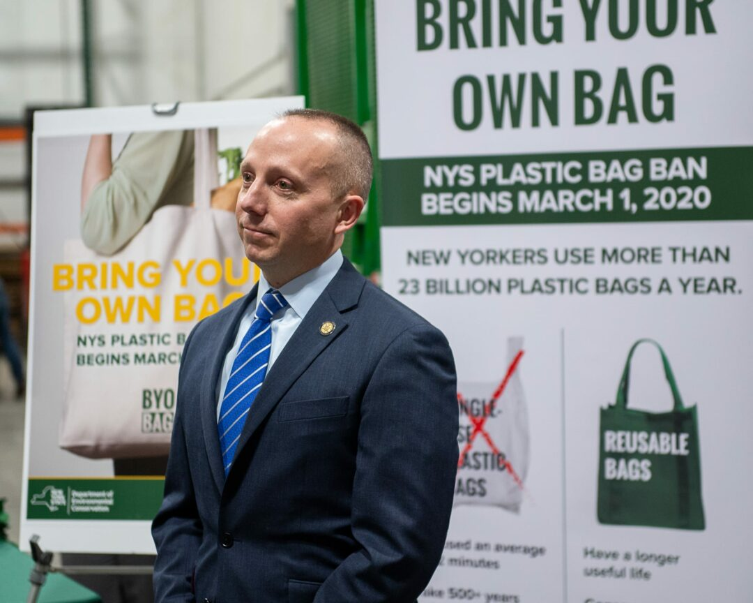 The plastic bag ban is nearly here