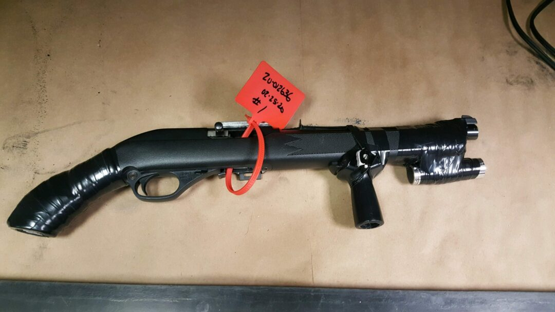 Colonie police recover two illegal guns; make six arrests