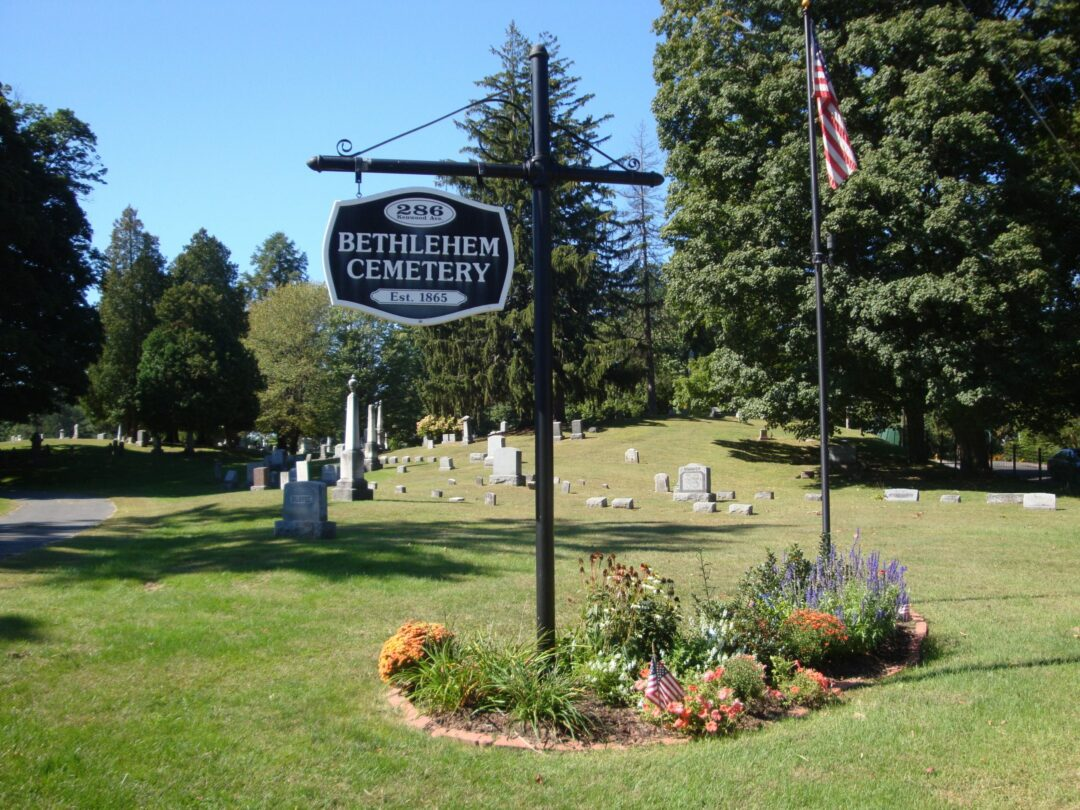 Bethlehem Cemetery raises awareness about its challenges
