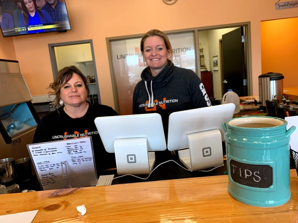 Uncrushable Nutrition is open for business in Bethlehem