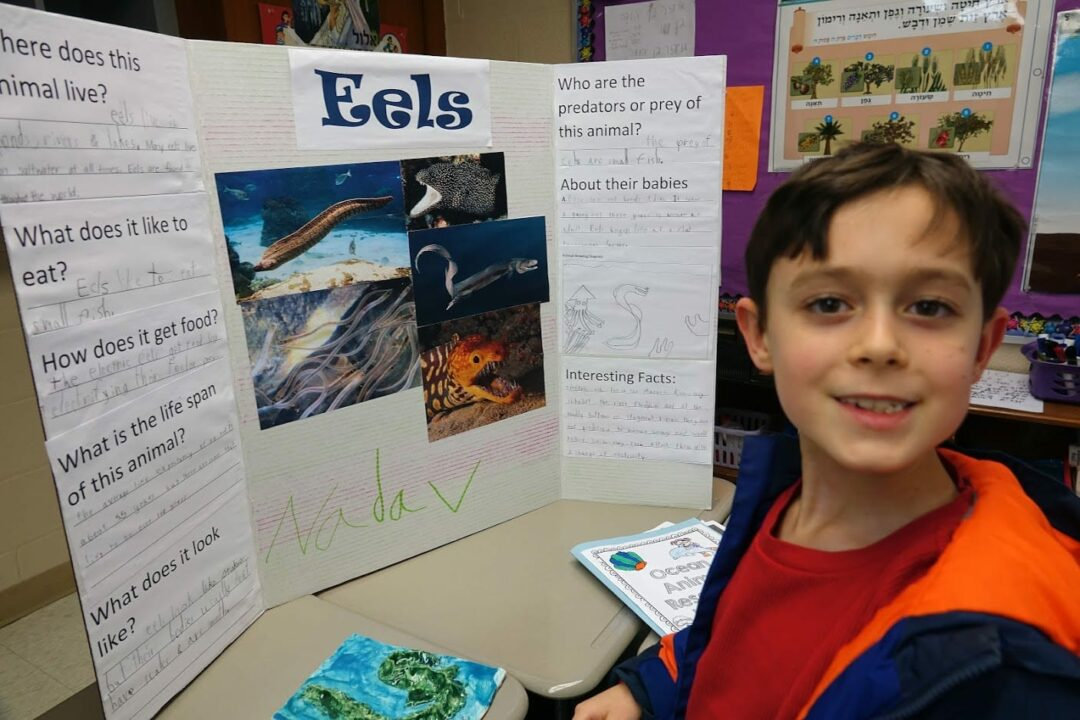 Students to show their STEAM knowledge