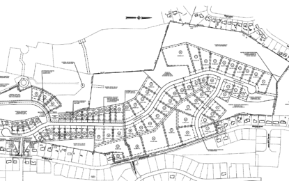 Residential subdivision proposed for Denison Road in Colonie