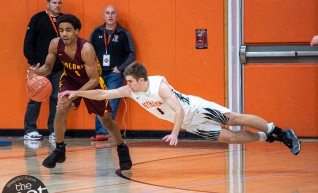 SPOTTED: Bethlehem boys beat Colonie in OT