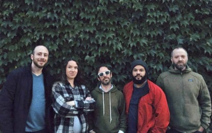 PICK OF THE WEEK: Driftwood, Zan and the Winter Folk play The Hollow on Friday