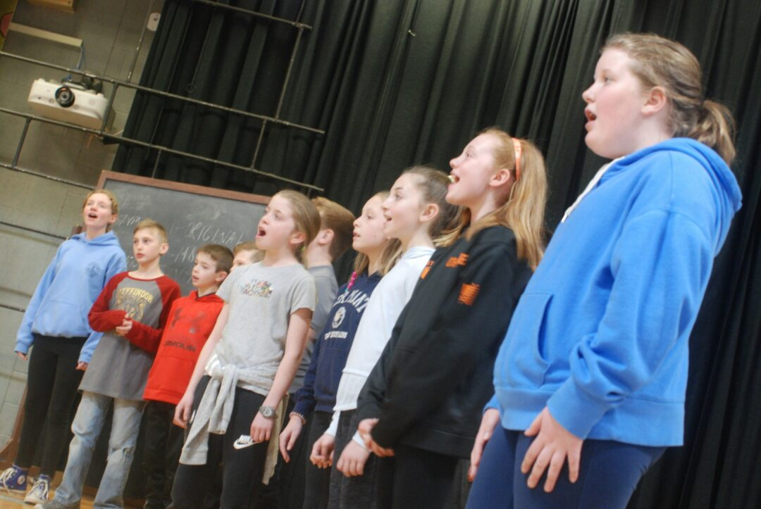 50 years of the Fifth Grade Musical at Slingerlands Elementary