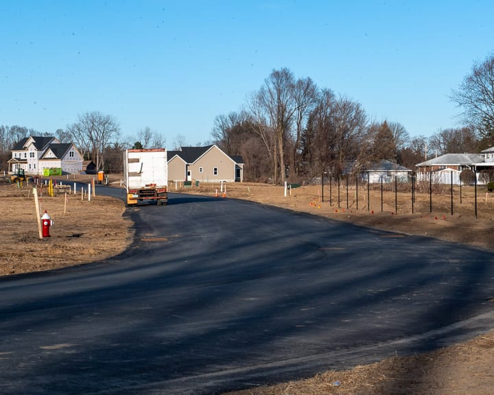 Town of Colonie shuts down construction of subdivision off Sand Creek Road
