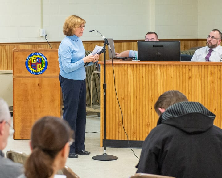 Hoffman's project clears a hurdle in Colonie