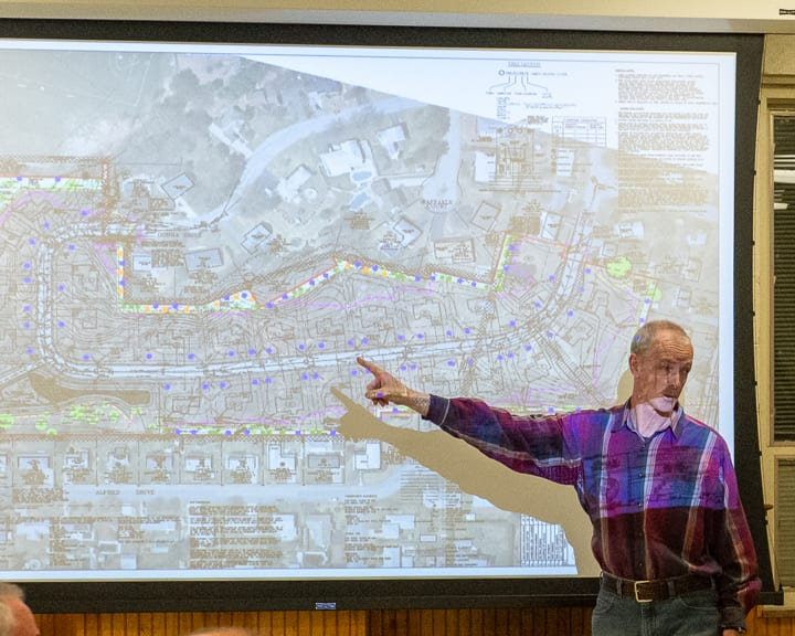 Colonie Planning Board opts to keep Donna Drive stop work order in place