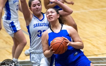 SPOTTED: Shaker's season comes to an end at the hands of Saratoga