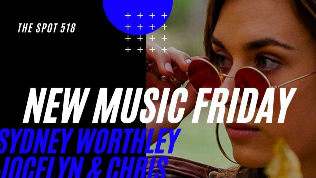 New Music Friday in the 518