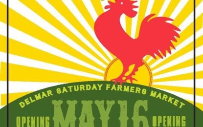 Delmar Farmers Market to open May 16 with new regulations
