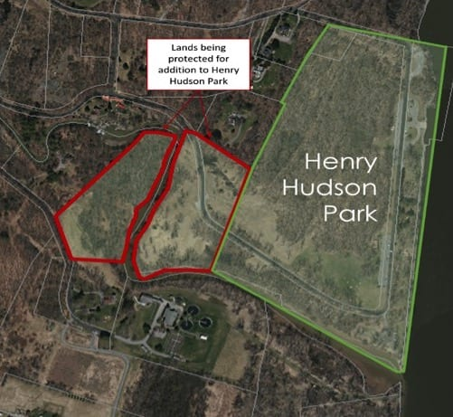 COVID-19 delays Henry Hudson Park's expansion with two new land purchases