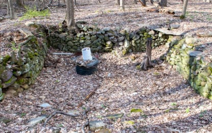 The sad story of Colonie's John Dennick and the stone foundation on Denison Road