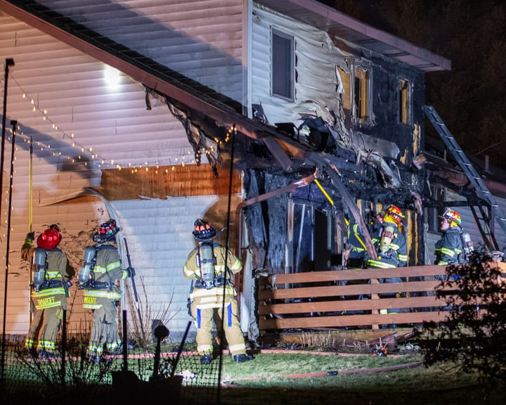 Fire does heavy damage to Tokay Lane home in Colonie