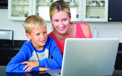 PARENT PAGES: How to tackle remote learning