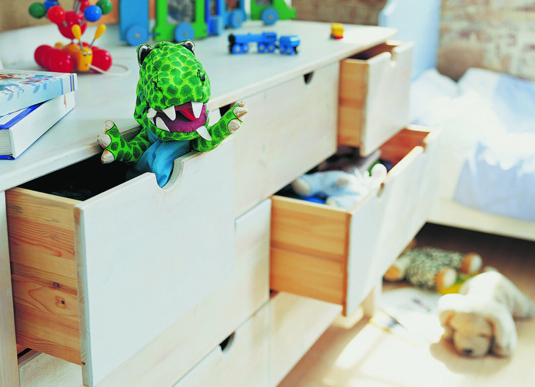 PARENT PAGES: Avoid furniture tip-over hazards