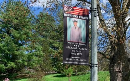 Guilderland honors local vets with Hometown Heroes banners for the third year