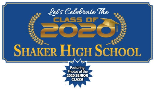 Shaker High graduation edition moved to July 15, ads due July 8