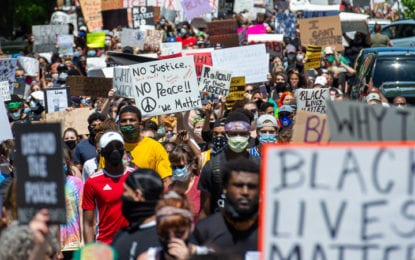 POLL: Majority think police use excessive force against Blacks; favor BLM movement