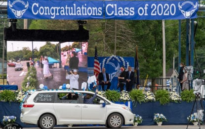 SPOTTED: Shaker High graduation