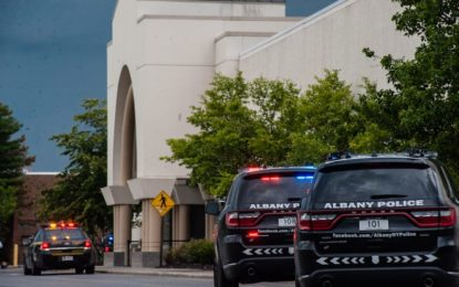 No suspects yet after gunshots fired at Crossgates Mall